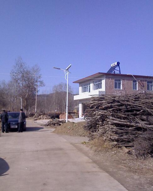甘肃农村地区太阳能路灯