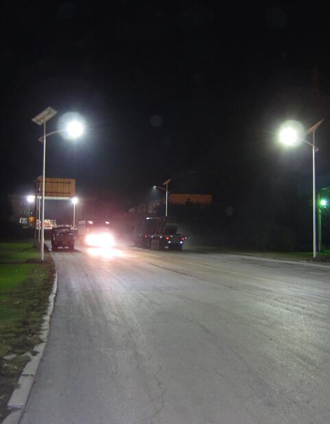 内蒙古太阳能路灯