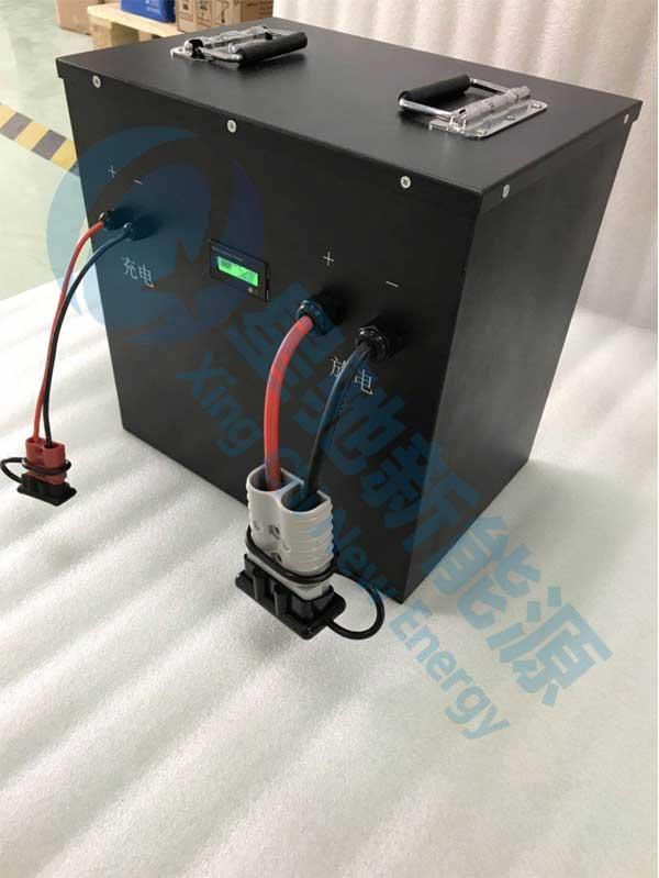 迪拜AGV机器人锂电池