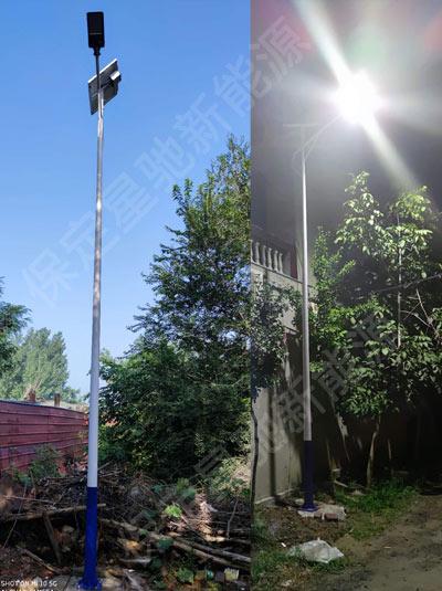 邢台6.5米太阳能路灯