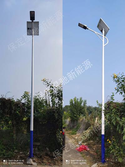 北京6米太阳能路灯