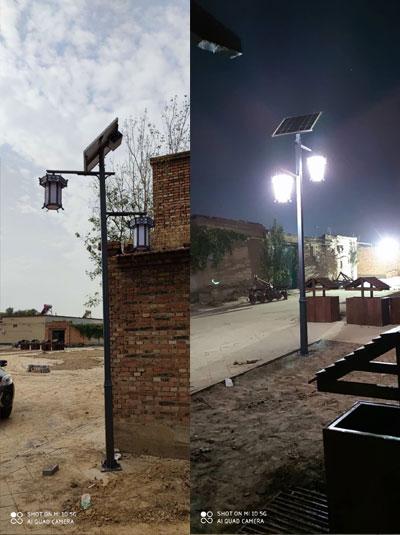 沧州农村太阳能路灯
