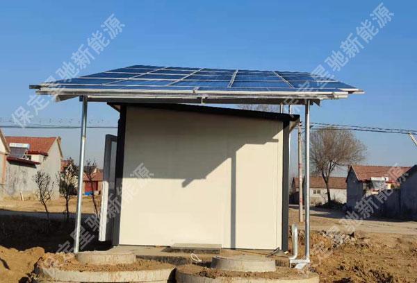 光伏污水处理供电系统