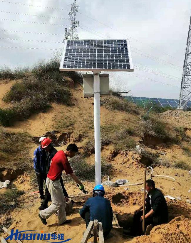 陕西太阳能监控系统