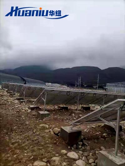西藏无电区光伏发电系统