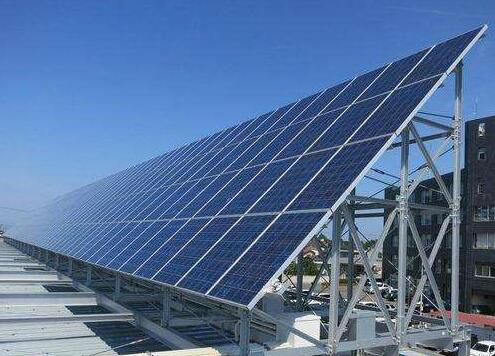 工业光伏发电系统设备