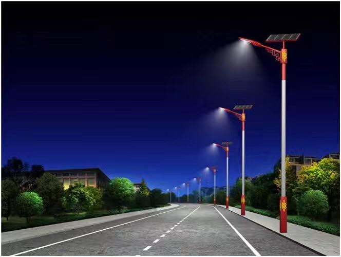 太阳能路灯系统是怎么配置的