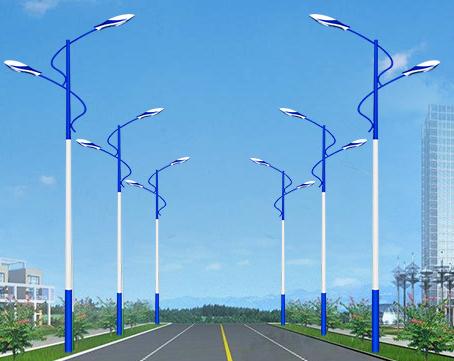 LED路灯杆技术规格参数有哪些