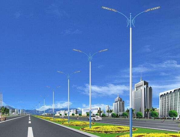 如何提高太阳能路灯灯杆质量呢