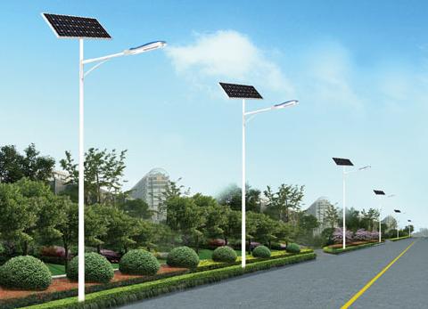太阳能路灯一般多高,配置多大功率