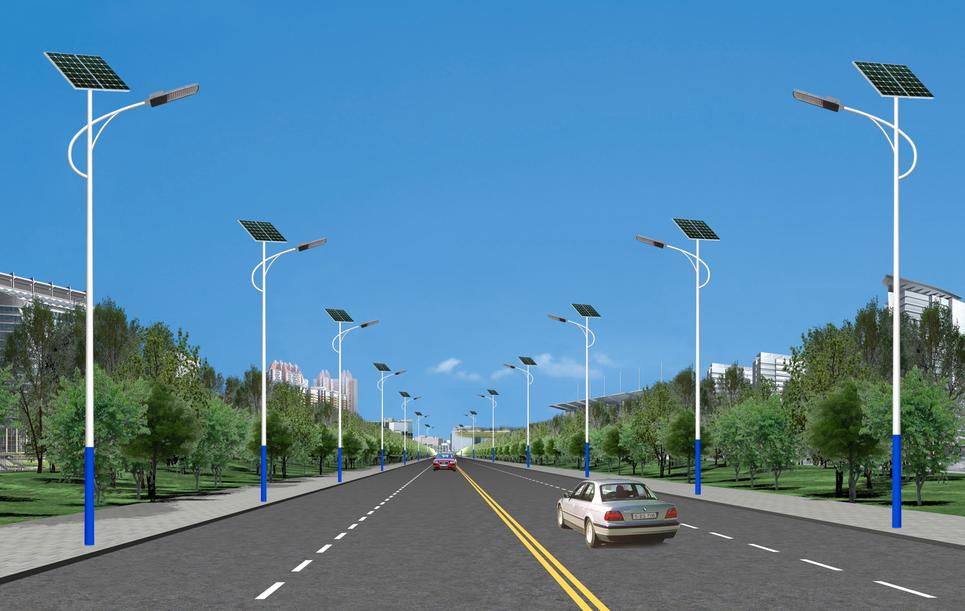 如何防止太阳能路灯被盗
