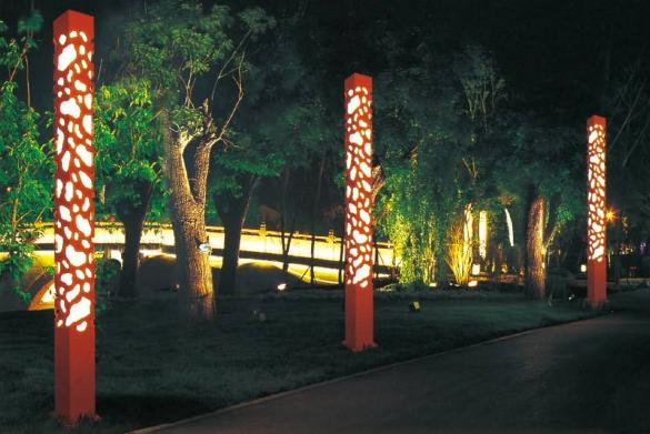 庭院照明灯设计