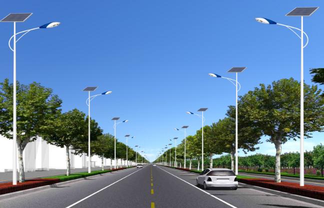 太阳能led路灯的应用