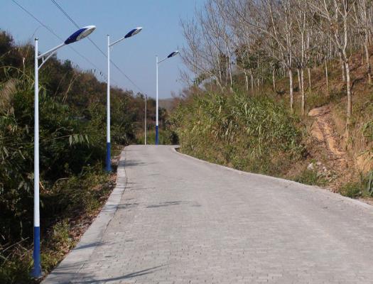 农村太阳能路灯不亮是什么原因