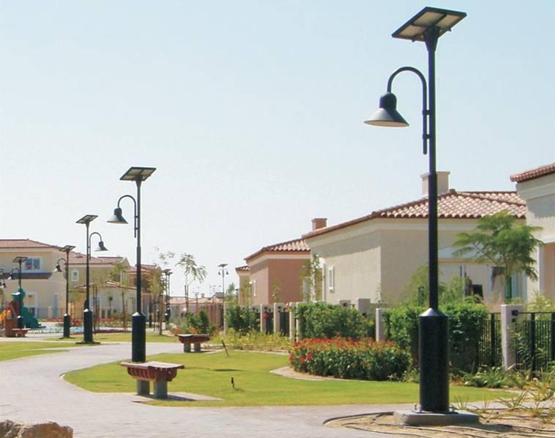 太阳能led照明庭院灯