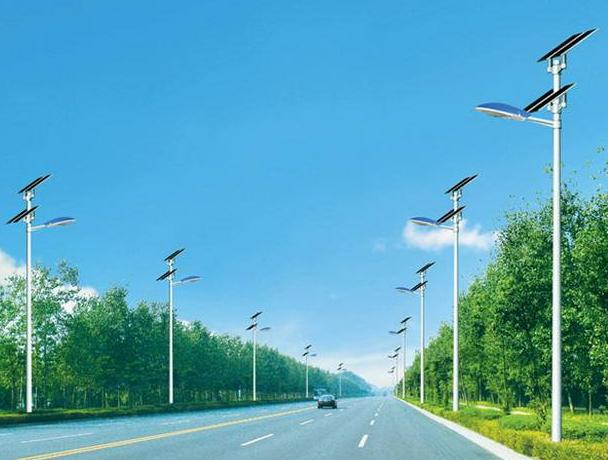 太阳能路灯如何防雷