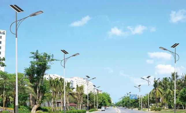 太阳能路灯施工工艺标准有哪些