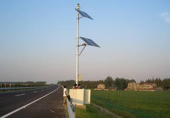 太阳能公路监控系统