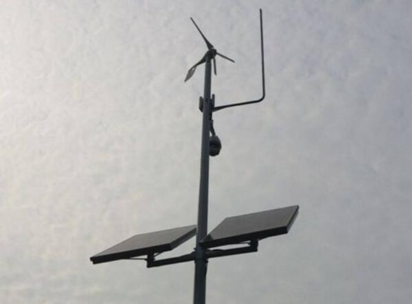 太阳能高速监控系统
