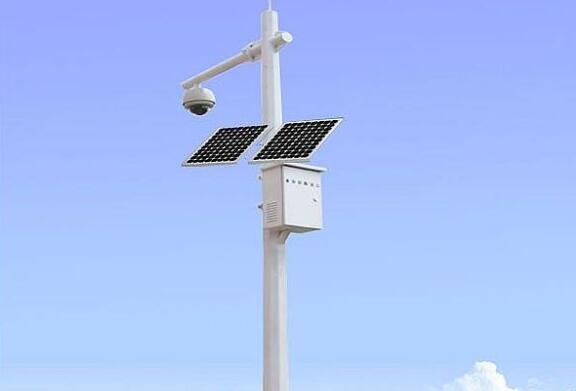一体式太阳能监控系统
