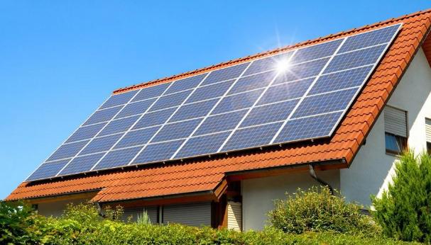 别墅太阳能光伏发电系统