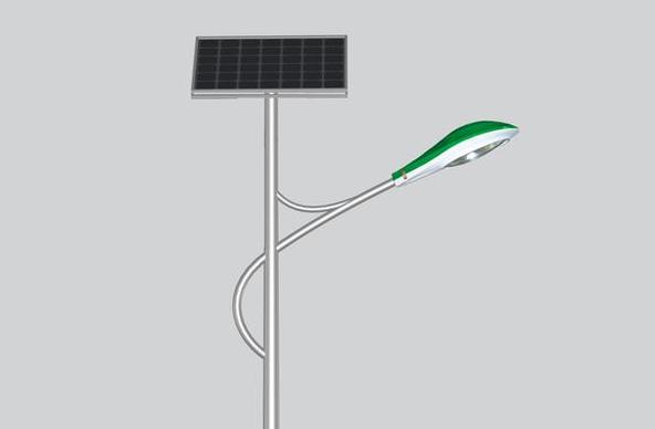白天太阳能路灯为什么会亮