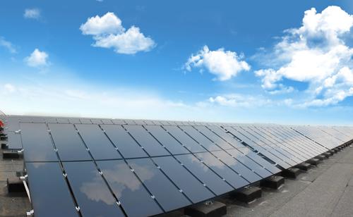 太阳能光伏电站建设