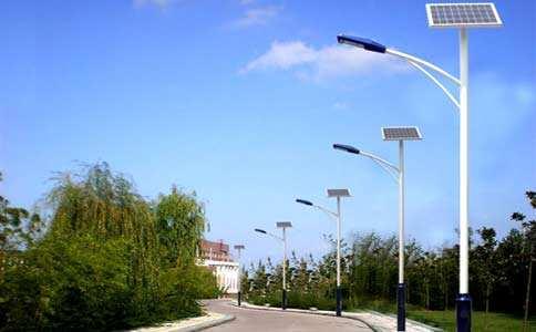 河北农村太阳能路灯7米多少钱