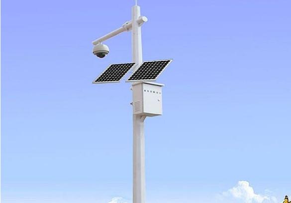 2019年几百元的小型太阳能监控价格