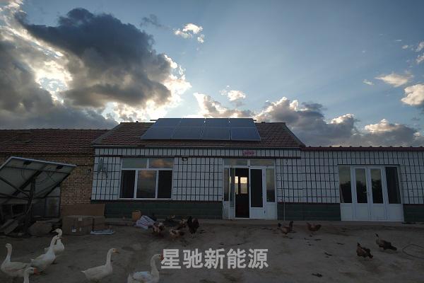 发电太阳能安装多少钱一方
