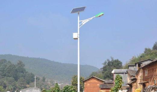 太阳能路灯规格型号有哪些?常见的参数配置表