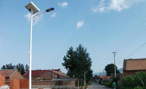 常见的40w太阳能路灯参数配置表