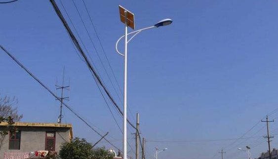 太阳能路灯有几种型号?规格参数详情