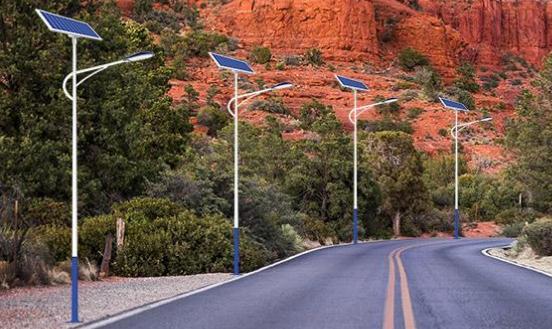 太阳能路灯全套价格表/多少钱一套
