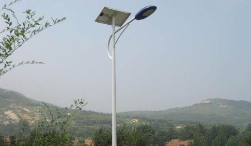 安装太阳能路灯工程预算多少钱