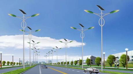 12米太阳能路灯杆价格/低价批发