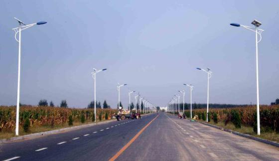 新型农村太阳能路灯价格是多少