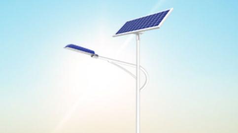 8米led太阳能路灯采购价格多少钱