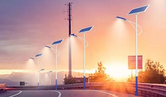 太阳能路灯配置清单参数表