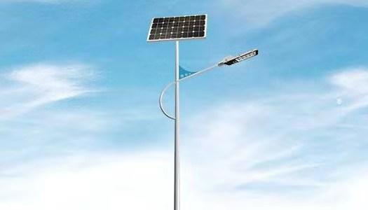 常见的太阳能路灯规格参数配置表