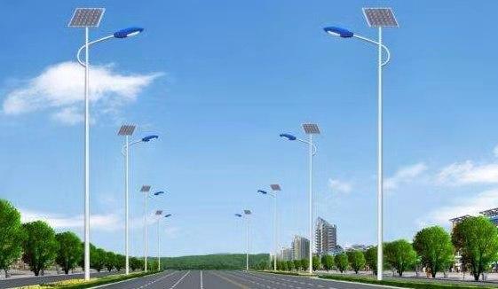 安装9米太阳能路灯价格及图片