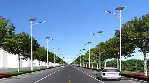 常见种类的太阳能路灯规格参数明细表