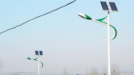 常见的太阳能路灯规格及型号表