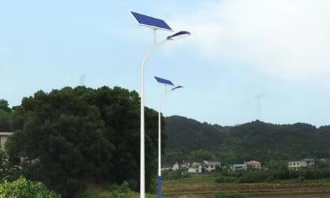 太阳能路灯安装预算明细表