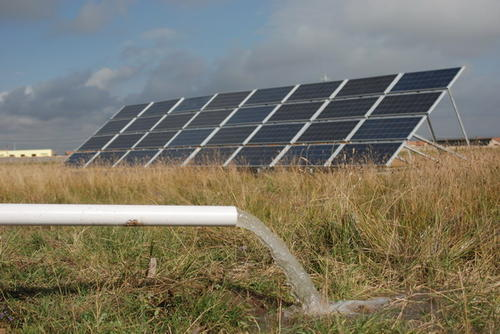 太阳能水泵灌溉系统一般多少钱一套