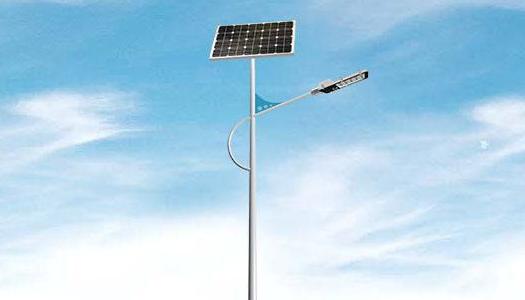 太阳能路灯和普通路灯成本