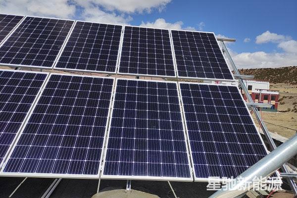 家用离网型太阳能发电系统