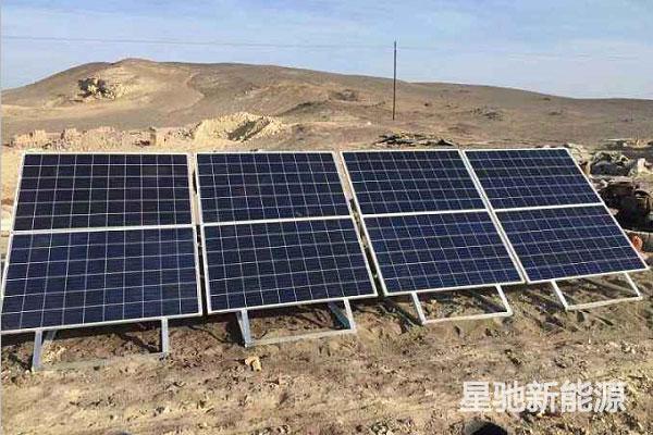 太阳能离网发电如何配置