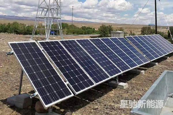 太阳能离网发电家庭用
