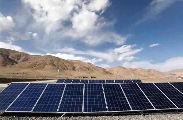 内蒙古离网型太阳能发电系统